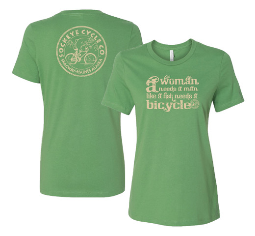 Woman Needs a Man T-Shirt