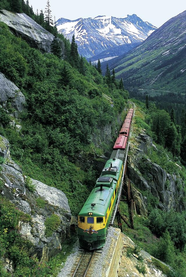 White Pass Train and Bike Tour | TOURS - RENTALS - SALES