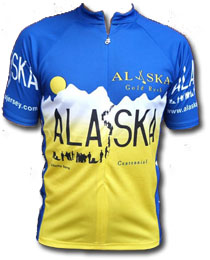 Alaska Gold Rush Jersey - Men's