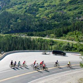 Alaska Sales And Service >> Alaska And Yukon Bicycle Tours Sockeye Cycle