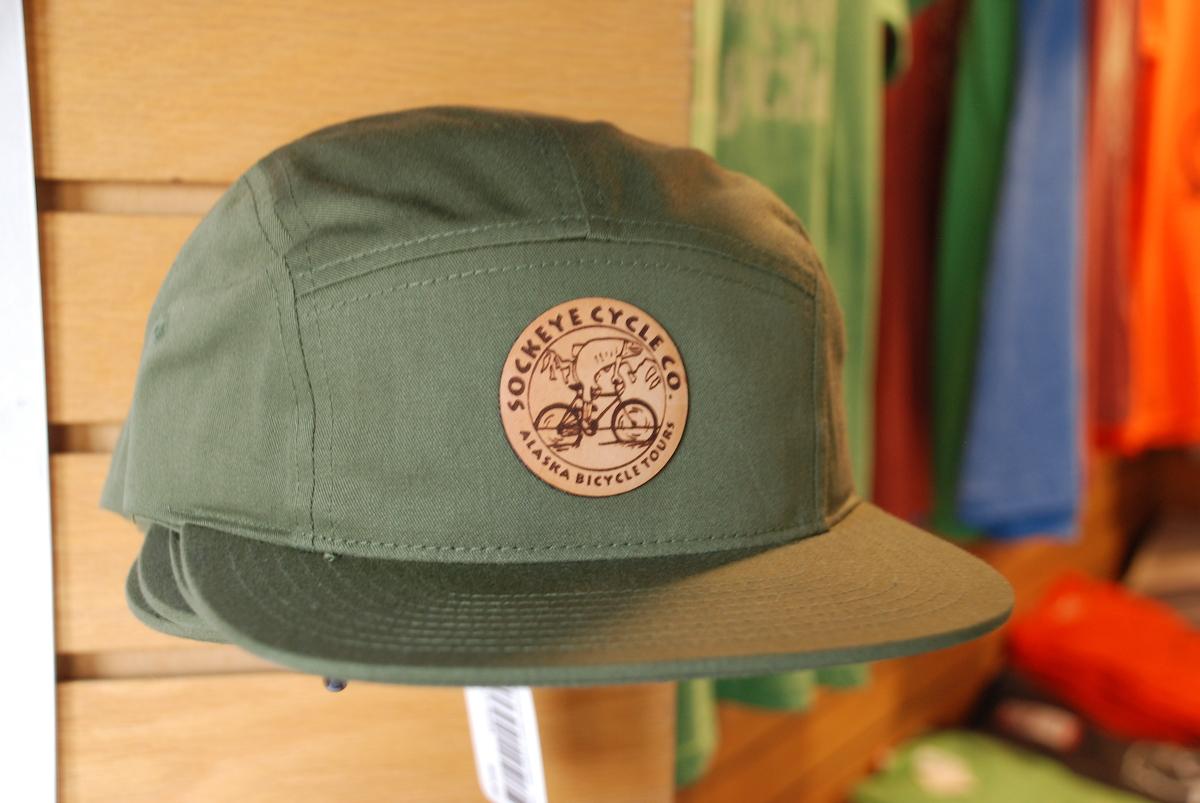 Sockeye Cycle 5 Panel Hat