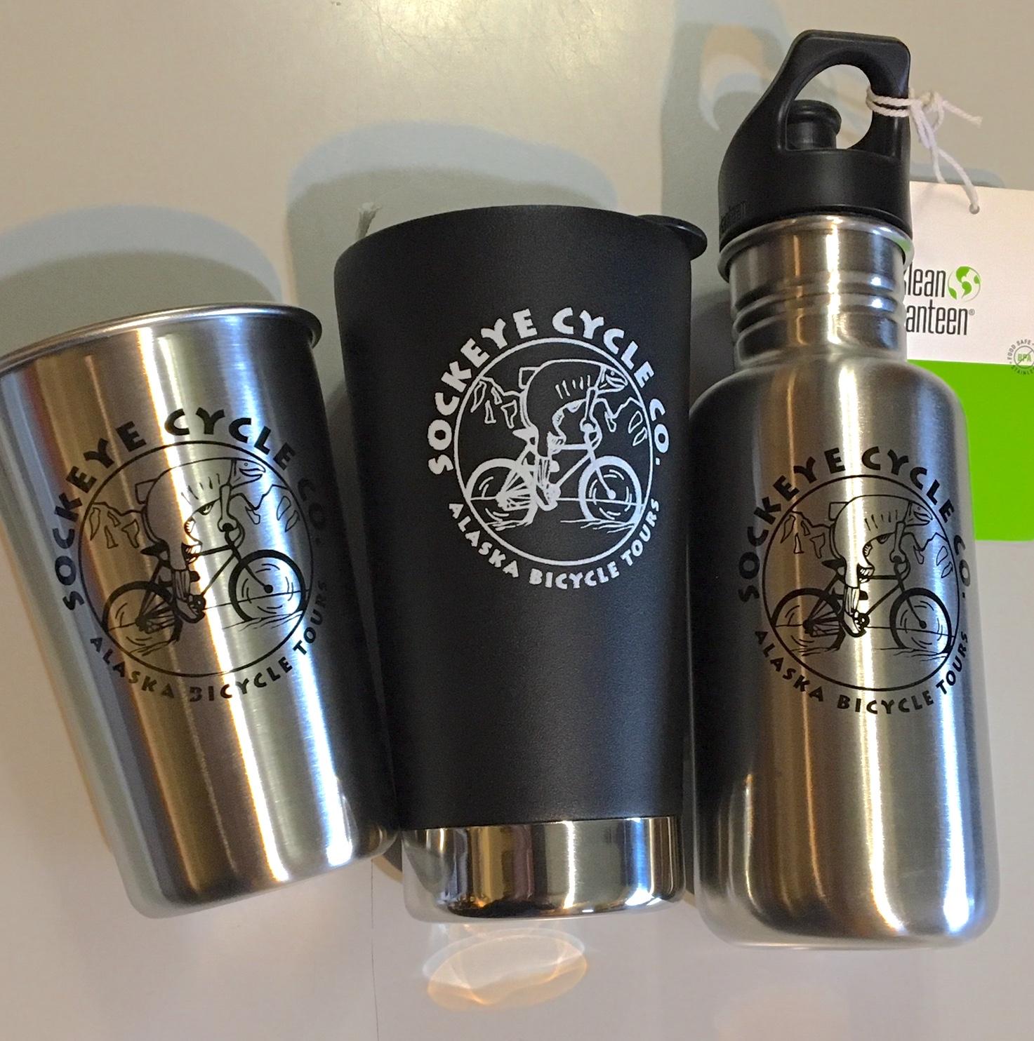 Kleen Kanteen Sockeye Cycle Drinkware