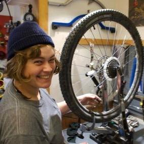 Nora Zimmerly – Mechanic