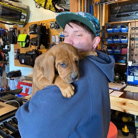 Ted Kelly – Haines Shop Manager