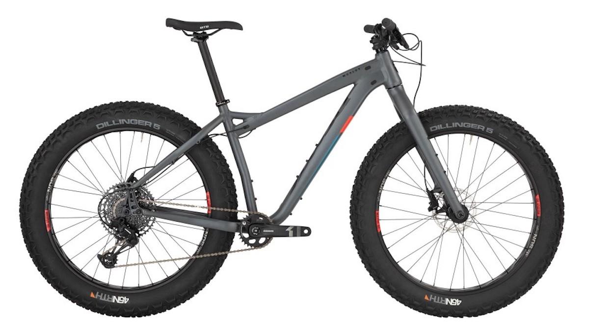 Haines Bike Rental - Salsa Mukluk Fat Bike